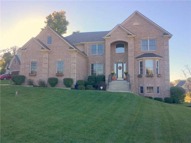 1386 N Lela Lane, Greenfield, IN 46140 (MLS #21603459) :: Richwine Elite Group