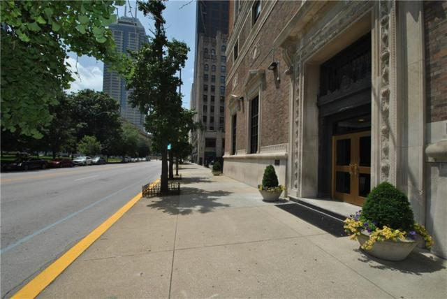 350 N Meridian Street #502, Indianapolis, IN 46204 (MLS #21603537) :: Richwine Elite Group