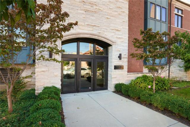 222 N East Street #107, Indianapolis, IN 46204 (MLS #21603557) :: FC Tucker Company