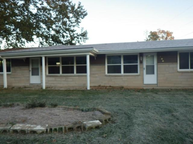 7400 W County Road 550 S, Daleville, IN 47334 (MLS #21603592) :: The ORR Home Selling Team