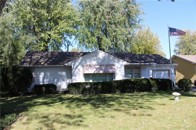 1106 E Jefferson Street, Franklin, IN 46131 (MLS #21603622) :: HergGroup Indianapolis