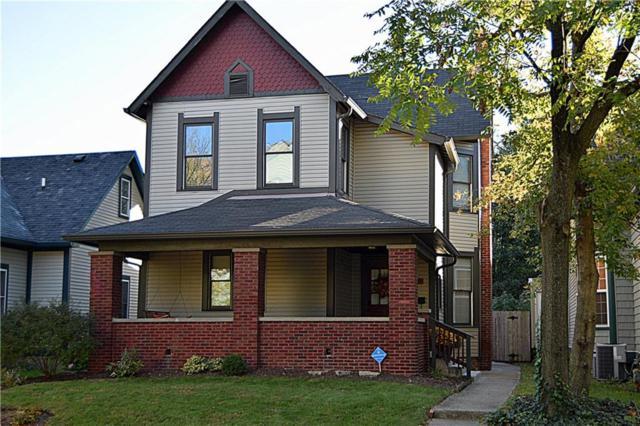2247 N Pennsylvania Street, Indianapolis, IN 46205 (MLS #21603655) :: AR/haus Group Realty