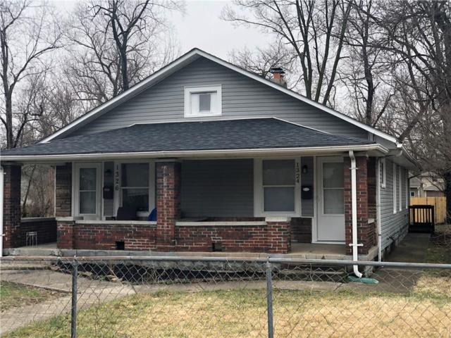 1324 Congress Avenue, Indianapolis, IN 46208 (MLS #21603707) :: The ORR Home Selling Team