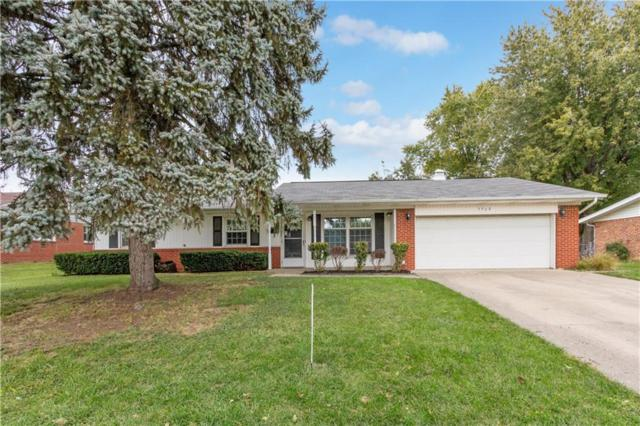 5560 Hollister Drive, Speedway, IN 46224 (MLS #21603774) :: Mike Price Realty Team - RE/MAX Centerstone
