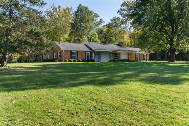 5855 Brookwood Road, Indianapolis, IN 46226 (MLS #21603885) :: The ORR Home Selling Team