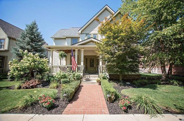12484 Burke Drive, Carmel, IN 46032 (MLS #21603899) :: Indy Scene Real Estate Team