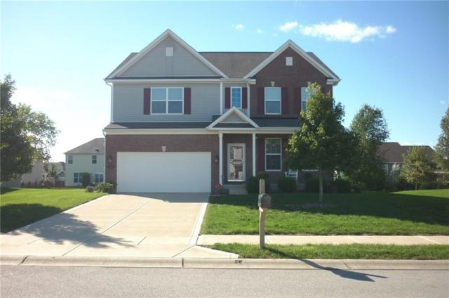 1742 Cumbria Drive, Avon, IN 46123 (MLS #21603911) :: Mike Price Realty Team - RE/MAX Centerstone