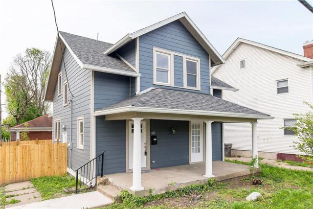 611 E 34TH Street, Indianapolis, IN 46205 (MLS #21603963) :: Richwine Elite Group