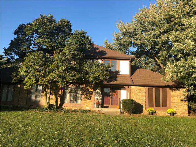 810 Granada Drive, Greenwood, IN 46143 (MLS #21604034) :: Mike Price Realty Team - RE/MAX Centerstone