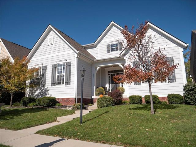 6244 Newark Drive, Noblesville, IN 46062 (MLS #21604053) :: Mike Price Realty Team - RE/MAX Centerstone