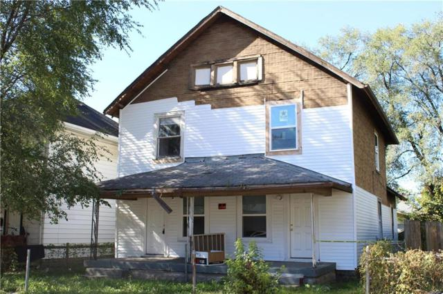 418 Harlan Street, Indianapolis, IN 46201 (MLS #21604076) :: Mike Price Realty Team - RE/MAX Centerstone