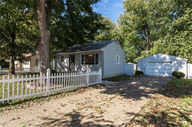 2044 E 43RD Street, Indianapolis, IN 46205 (MLS #21604252) :: Richwine Elite Group