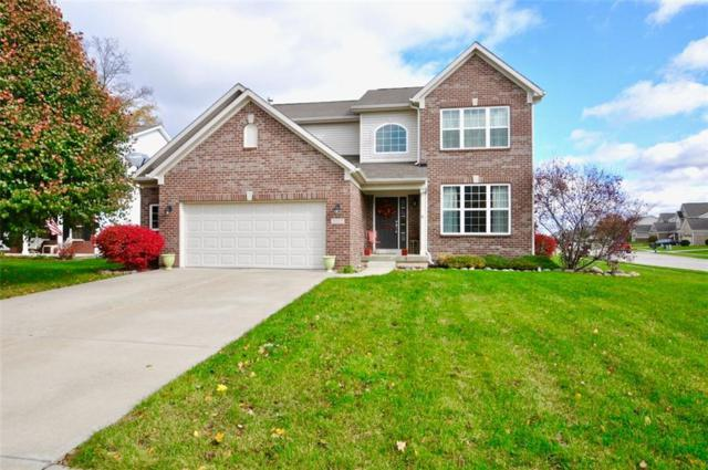 5227 Nicodemus Drive, Plainfield, IN 46168 (MLS #21604260) :: The ORR Home Selling Team