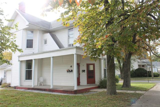 171 W Broadway Street, Shelbyville, IN 46176 (MLS #21604279) :: Mike Price Realty Team - RE/MAX Centerstone