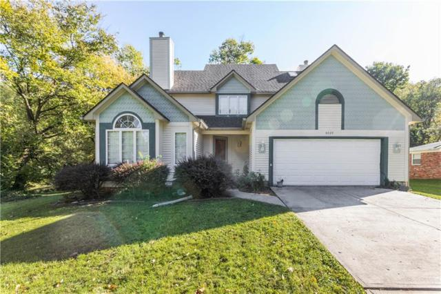 8039 Kimlough Drive, Indianapolis, IN 46240 (MLS #21604324) :: Mike Price Realty Team - RE/MAX Centerstone