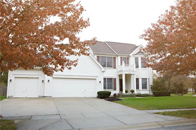 441 Piedmont Drive, Westfield, IN 46074 (MLS #21604336) :: Indy Scene Real Estate Team