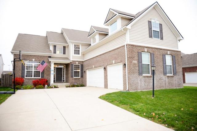 12322 Twyckenham Drive, Fishers, IN 46037 (MLS #21604383) :: AR/haus Group Realty
