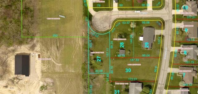 8600 W Dale Court, Muncie, IN 47304 (MLS #21604401) :: The ORR Home Selling Team
