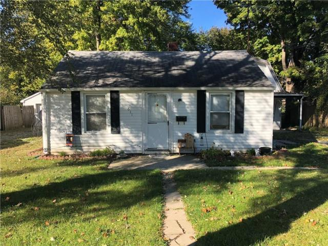 611 Ellenhurst Drive, Anderson, IN 46012 (MLS #21604428) :: Richwine Elite Group