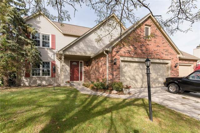 14777 Beacon Park Drive, Carmel, IN 46032 (MLS #21604490) :: Mike Price Realty Team - RE/MAX Centerstone