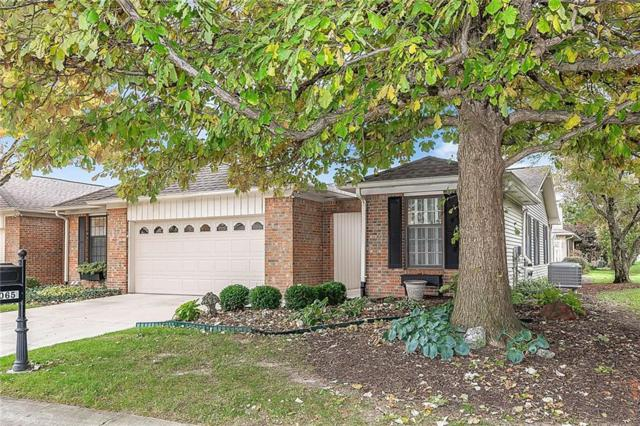 1065 Millwood Court, Indianapolis, IN 46260 (MLS #21604509) :: The Evelo Team