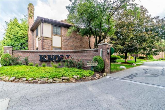 3840 Knollton Road A, Indianapolis, IN 46228 (MLS #21604512) :: The Evelo Team