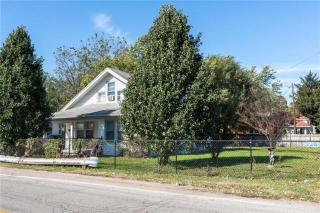 2022 E 42ND Street, Indianapolis, IN 46205 (MLS #21604564) :: FC Tucker Company