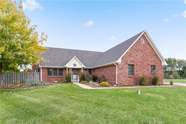 5950 W Countryside Court, New Palestine, IN 46163 (MLS #21604565) :: AR/haus Group Realty