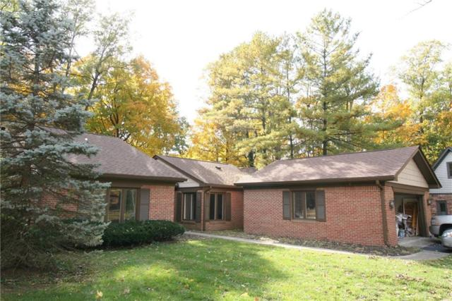 5345 Chipwood Lane, Indianapolis, IN 46226 (MLS #21604573) :: Indy Scene Real Estate Team