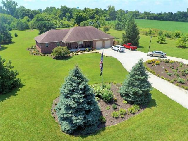 9801 W County Road 900 N, Gaston, IN 47342 (MLS #21604622) :: The ORR Home Selling Team