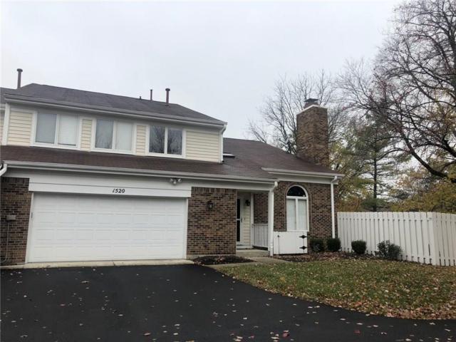 1520 Norfolk Drive, Zionsville, IN 46077 (MLS #21604644) :: Indy Scene Real Estate Team