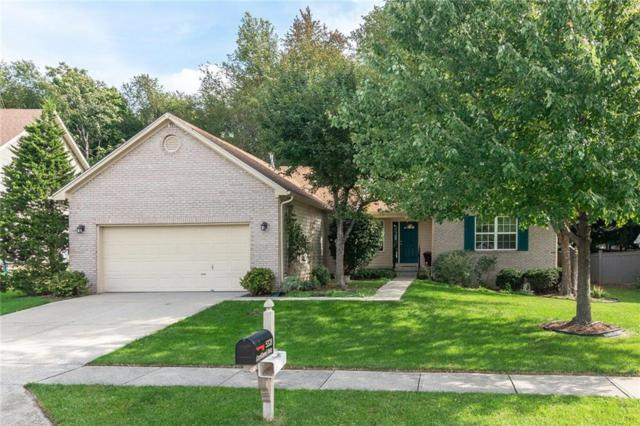 5328 Creekbend Drive, Carmel, IN 46033 (MLS #21604650) :: Mike Price Realty Team - RE/MAX Centerstone