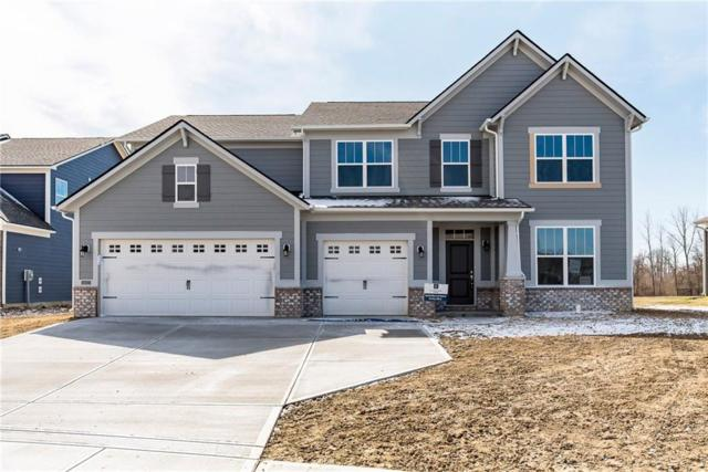 297 Dovetree Drive, Avon, IN 46122 (MLS #21604651) :: Mike Price Realty Team - RE/MAX Centerstone