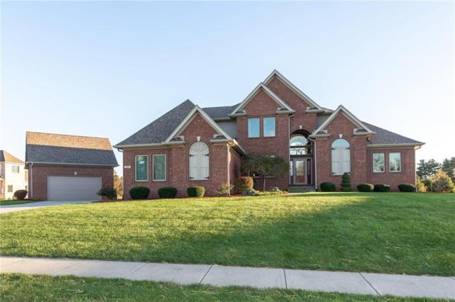 4149 Liberty Meadows Court, Avon, IN 46123 (MLS #21604660) :: The ORR Home Selling Team