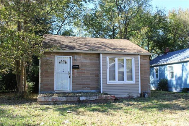 3430 Caroline Avenue, Indianapolis, IN 46218 (MLS #21604728) :: Mike Price Realty Team - RE/MAX Centerstone