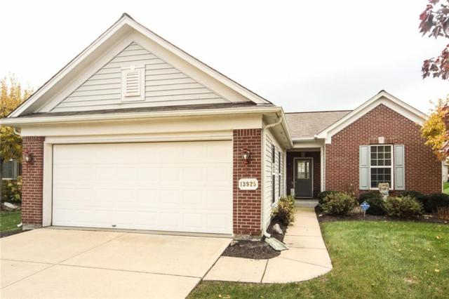 13925 Canonbury Way, Fishers, IN 46037 (MLS #21604735) :: AR/haus Group Realty