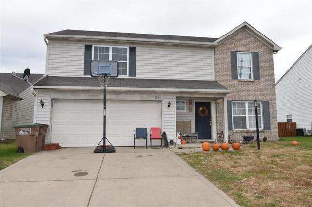 3040 Lakestream Drive, Columbus, IN 47201 (MLS #21604739) :: The ORR Home Selling Team