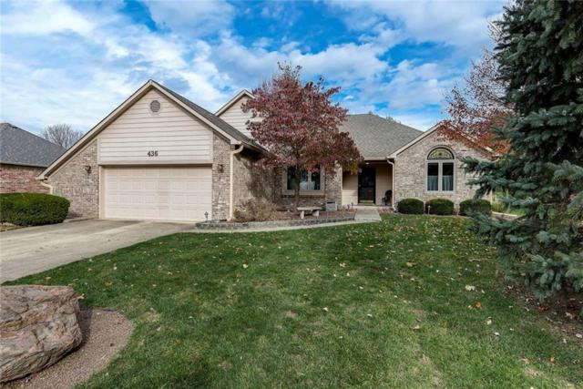 436 Overlook Trail, Plainfield, IN 46168 (MLS #21604743) :: Mike Price Realty Team - RE/MAX Centerstone