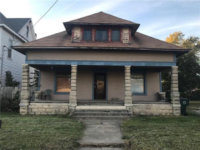 1313 S Hoyt Avenue, Muncie, IN 47302 (MLS #21604770) :: Mike Price Realty Team - RE/MAX Centerstone