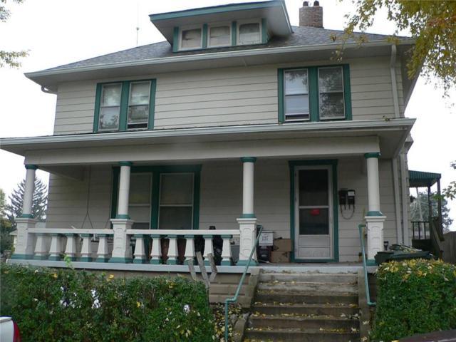 418 S Merrill Street, Fortville, IN 46040 (MLS #21604841) :: HergGroup Indianapolis