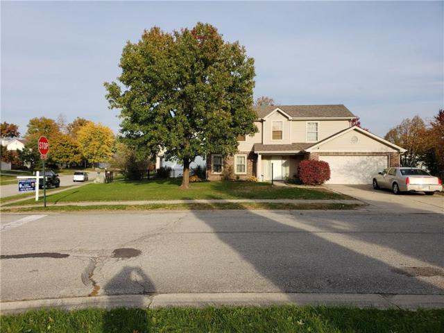 5849 Guion Lakes Drive, Indianapolis, IN 46254 (MLS #21604920) :: Mike Price Realty Team - RE/MAX Centerstone