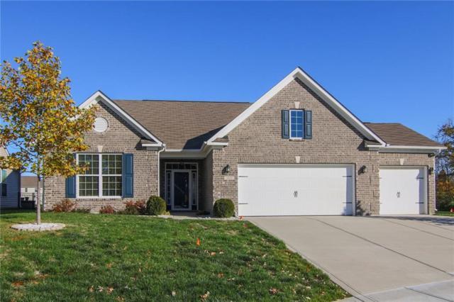 1631 Valdarno Drive, Greenwood, IN 46143 (MLS #21604989) :: HergGroup Indianapolis