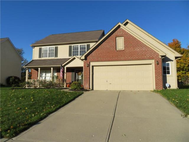 1472 Red Dunes Run, Avon, IN 46123 (MLS #21605034) :: Mike Price Realty Team - RE/MAX Centerstone