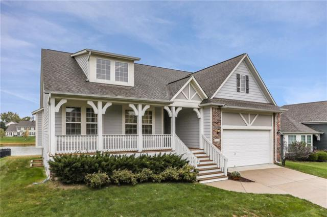 8614 New Heritage Drive, Indianapolis, IN 46239 (MLS #21605047) :: Mike Price Realty Team - RE/MAX Centerstone