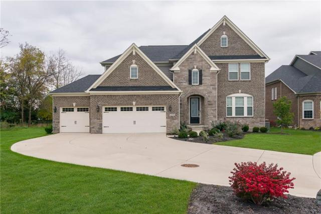 14896 Harbour Ridge Circle, Carmel, IN 46033 (MLS #21605087) :: AR/haus Group Realty