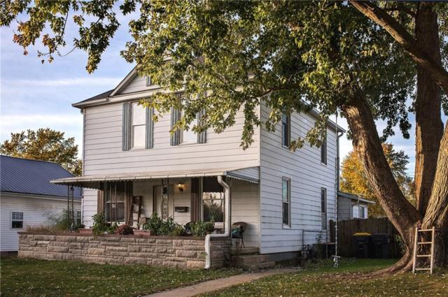 818 W Washington Street, Alexandria, IN 46001 (MLS #21605093) :: The ORR Home Selling Team