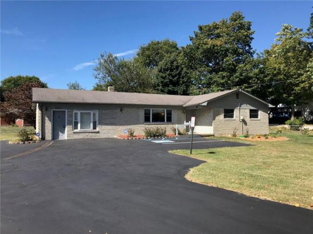 8560 Madison Avenue, Indianapolis, IN 46227 (MLS #21605125) :: AR/haus Group Realty