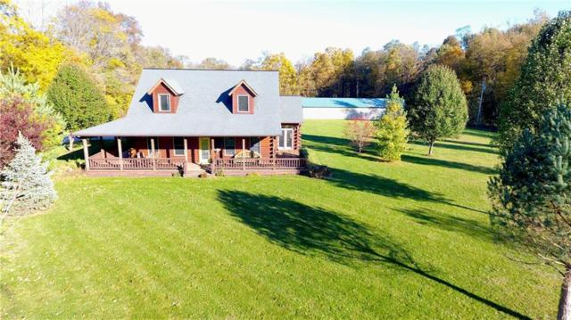 10244 N 725 West, Carthage, IN 46115 (MLS #21605136) :: Mike Price Realty Team - RE/MAX Centerstone