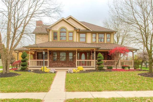 7769 Ashtree Drive, Indianapolis, IN 46259 (MLS #21605262) :: HergGroup Indianapolis
