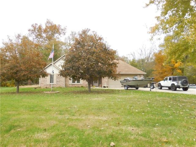 10655 N Carthage Pike, Carthage, IN 46115 (MLS #21605282) :: Mike Price Realty Team - RE/MAX Centerstone
